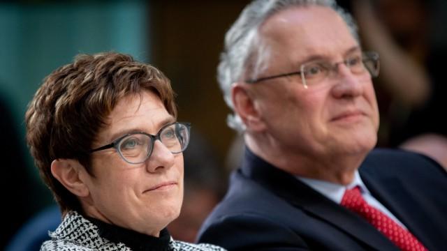 Abschluss 'Werkstatt-Gespräch' der CDU