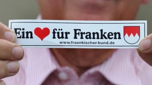 Fränkischer Bund für die 'Wiedervereiningung Frankens'