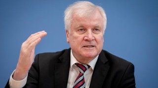 Bundesinnenminister Horst Seehofer 2019 in Berlin
