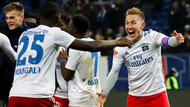 Hamburger SV - Dynamo Dresden