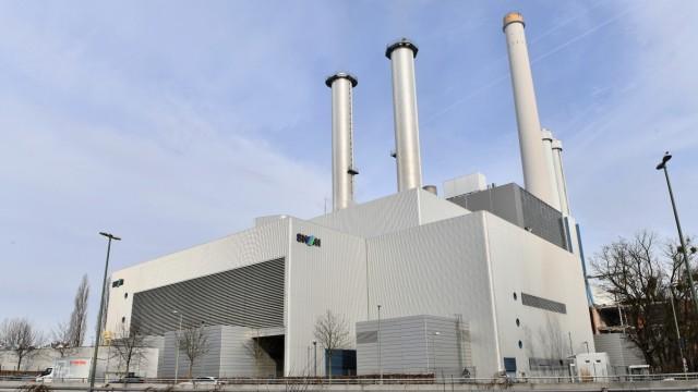 Heizkraftwerk Süd in München