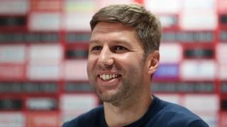 VfB Stuttgart Unveils New Director Sports Thomas Hitzlsperger