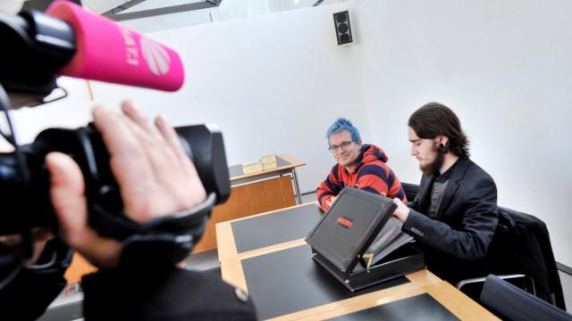 Starnberg Schwarzfahrerprozess Manuel Erhardt und Andreas Schachtner