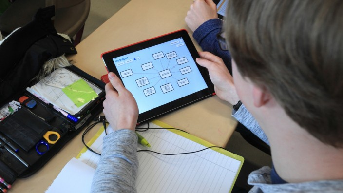 Digitale Medien im Schulunterricht