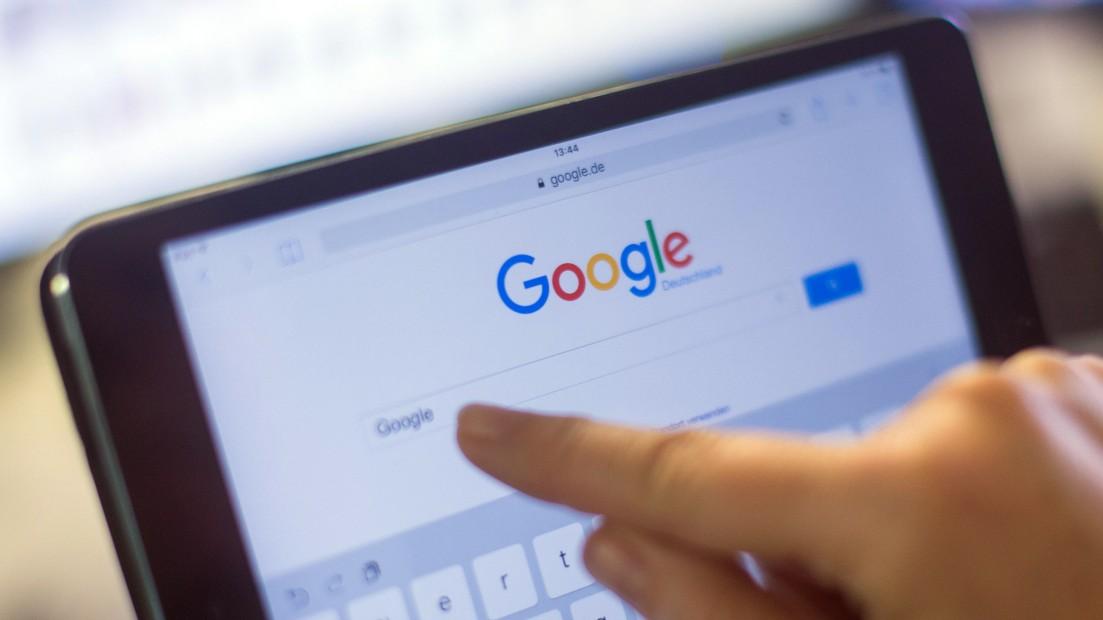 Update bei Google-Suche - Endlich normale Sätze!