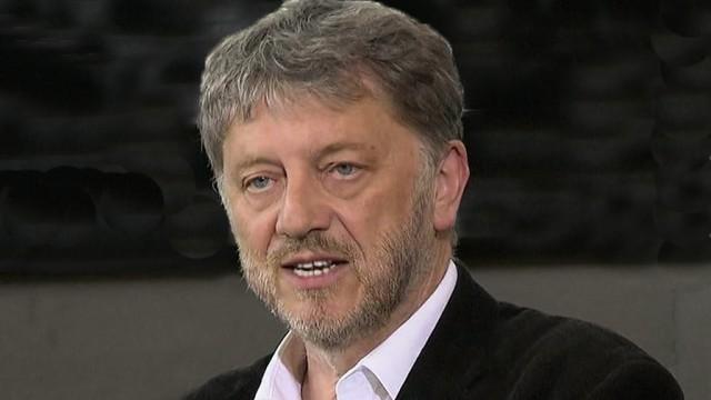 Sprachwissenschaftler Wolfgang Klein, Leiter des ZDL Berlin