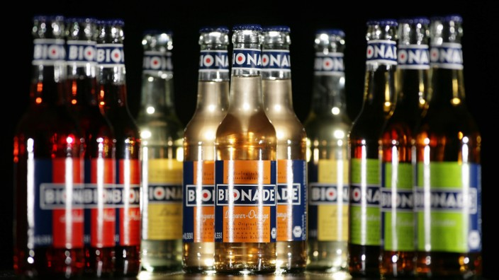 To accompany feature story BEVERAGES-BIONADE/