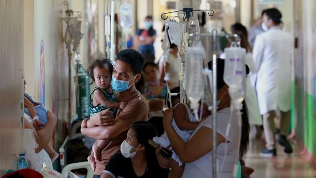 Masern-Ausbruch auf Philippinen