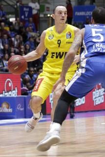 BBL easyCredit Basketball Bundesliga Saison 2018 2019 18 Spieltag am Sonntag 27 Januar 2019 in d