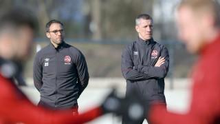 1. FC Nürnberg - Training