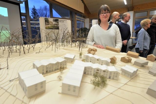 Wörthsee: RH Wohn-Projekte der Münchner TU Architekturstudentenden