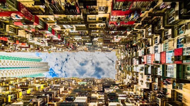 Wolfgang Göbler Bilder aus Hongkong