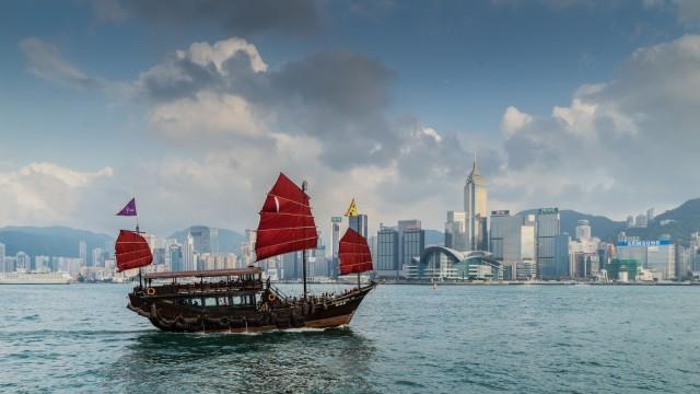 Hongkong - Bilder einer asiatischen Metropole. Fotovortrag und Ausstellungseröffnung von Wolfgang Göbler vom Fotoclub Vaterstetten