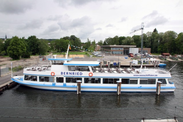 Starnbergs neuer Bürgerpark ist im Bau; Bürgerpark Schiffswiesen