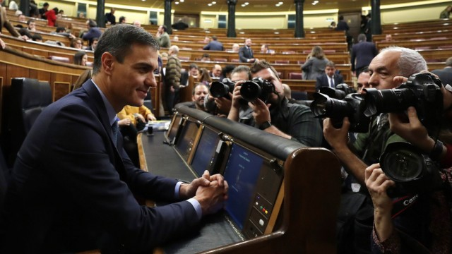 Spanien steht wohl vor Neuwahl