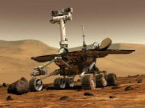 Mars-Rovers ´Opportunity