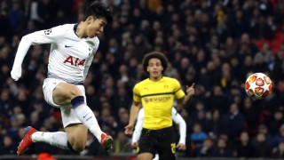 Borussia Dortmund Dortmunds 0:3 bei Tottenham
