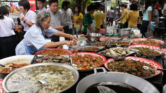 Fernreise Foodmetropole Bangkok