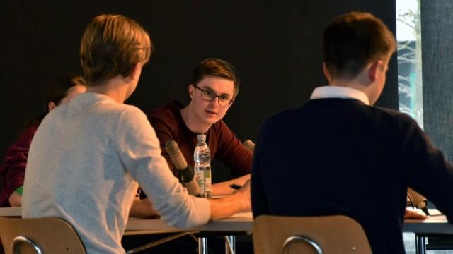 Jugend debattiert Jugend debattiert