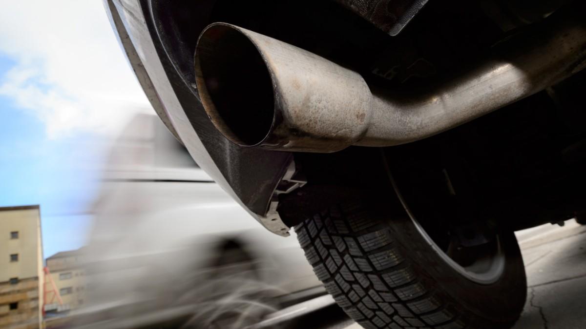 Benziner sind dreckiger als Diesel
