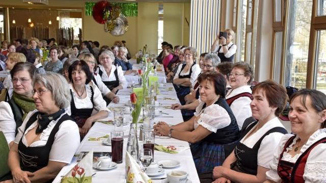 Mammendorf Treffen der Bäuerinnen