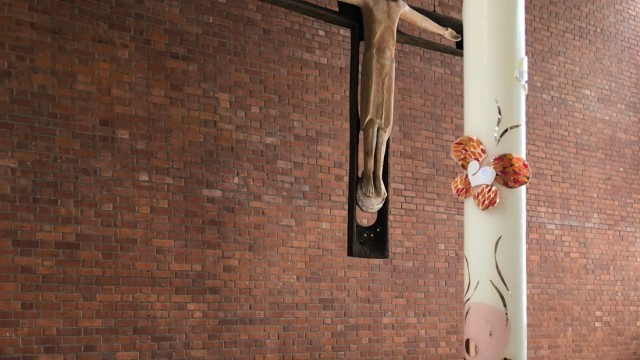 Germering Jesus, die unbekannte Person
