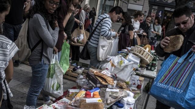 Konsum und Handel Lebensmittelverschwendung