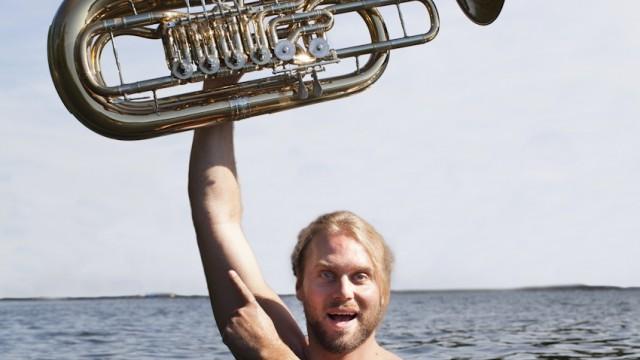 """Andreas Martin Hofmeir """"Brass Banda"""" Musiker"""