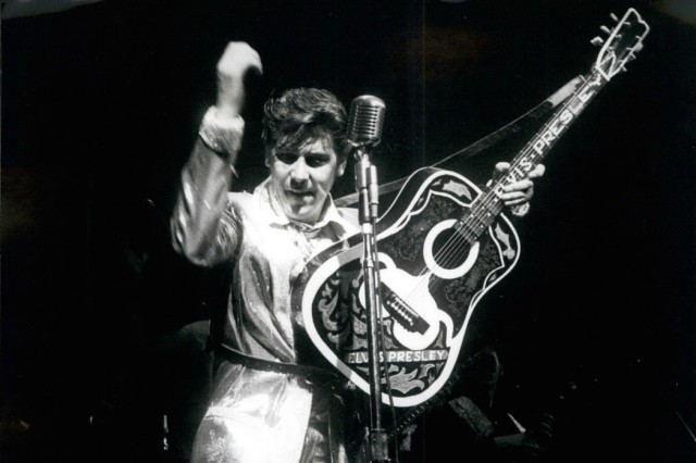 Nov 11 1977 Elvis Opens At The Astoria Theatre Tonight The new stage production of Elvis opens