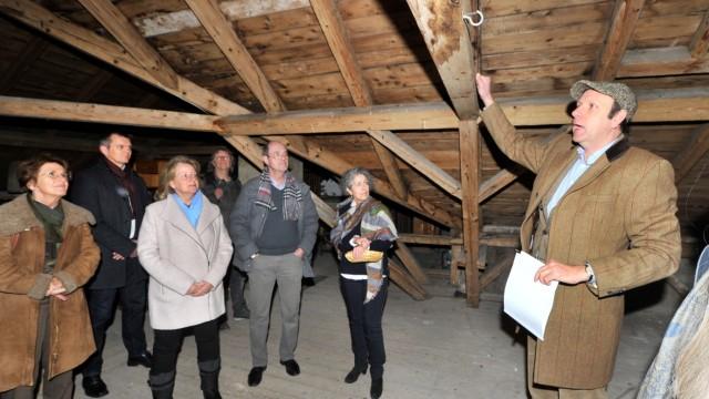 Starnberg: Bauausschuss: Ortsbesichtigung Musikschule