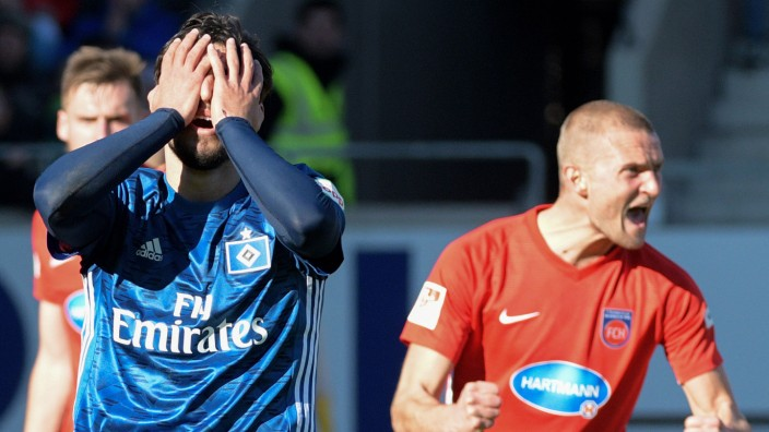 1. FC Heidenheim - Hamburger SV