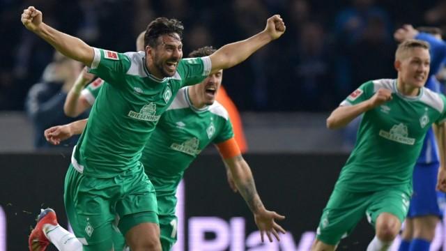 Hertha BSC v SV Werder Bremen - Bundesliga