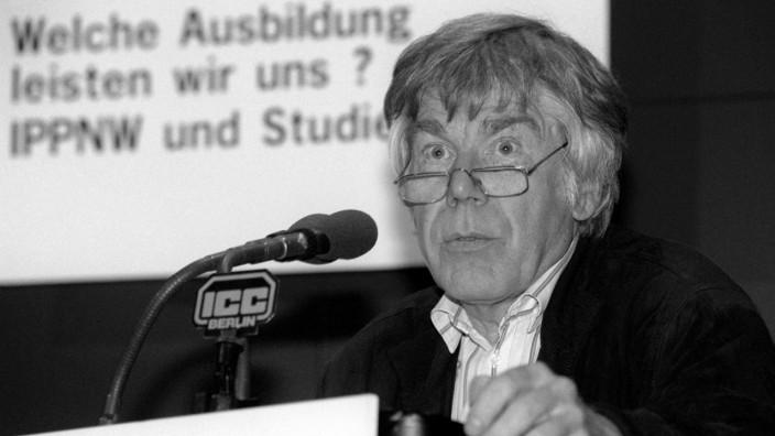 Karl Bonhoeffer (Archivfoto und Text 1992); Bohoeffer