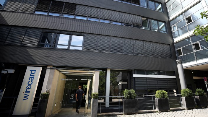 FILE PHOTO: The headquarters of Wirecard AG, an independent provider of outsourcing and white label solutions for electronic payment transactions is seen in Aschheim