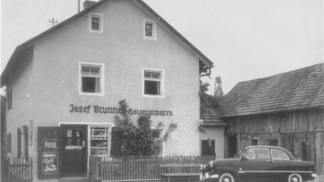 """Damals noch ein Kolonialwarenladen, heute der Unverpacktladen """"Boderei"""""""