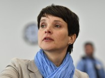 Frauke Petry Faces Trial For Lying Under Oath