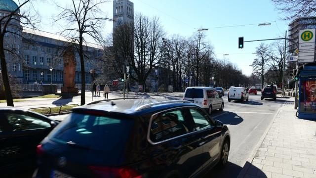 Verkehr in München Verkehr in München