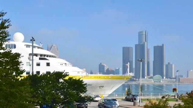 Kreuzfahrt Kreuzfahrt von Montreal nach Chicago
