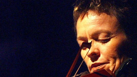 Im Interview: Laurie Anderson