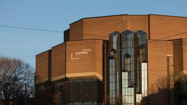 Kulturzentrum Gasteig in München, 2019