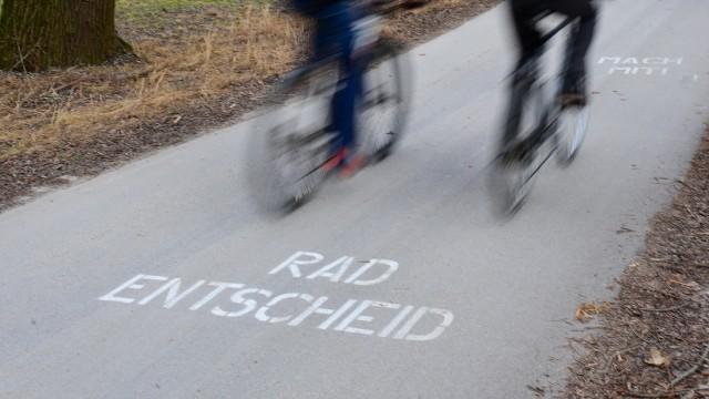 Radentscheid: In München soll ein Bürgerbegehren die Situation für Radfahrer verbessern