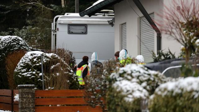 Schnaittach: Vermisstes Ehepaar - Sohn und dessen Frau festgenommen