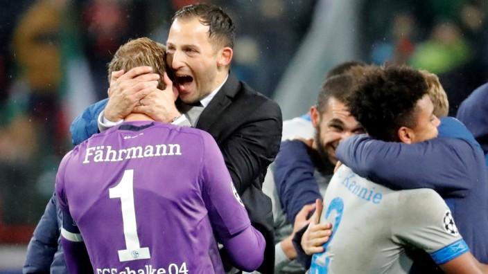 FILE PHOTO: Champions League - Group Stage - Group D - Lokomotiv Moscow v Schalke 04