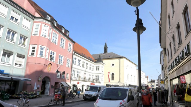 Freisinger Innenstadt Freisinger Innenstadt