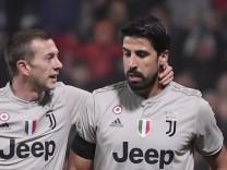 US Sassuolo Calcio - Juventus Turin