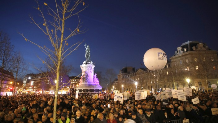 Antisemitismus in Frankreich