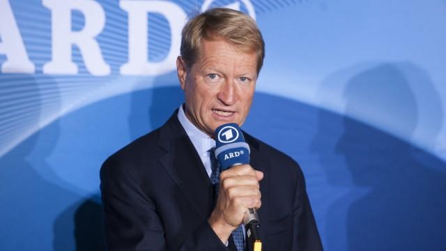 ARD-Pressekonferenz - Ulrich Wilhelm