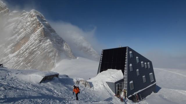 Seethalerhütte am Dachstein in Österreich