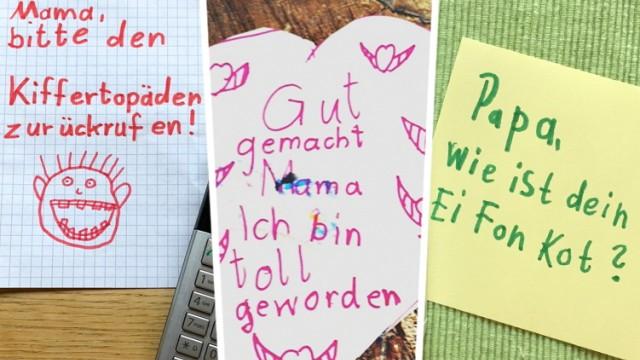 Kinder und Familie in München Kinderbotschaften