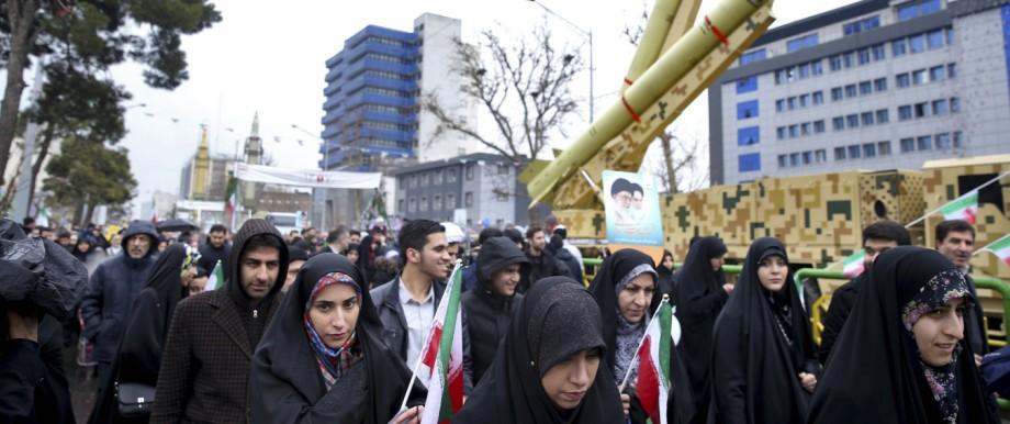 Politik Iran Irans Außenminister über Atomkonflikt